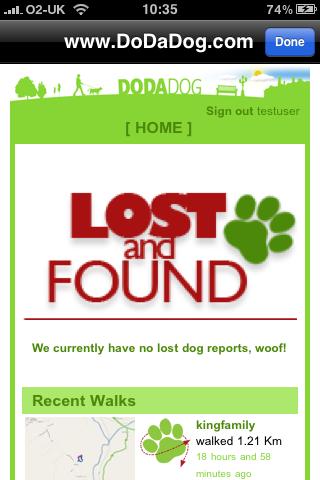 Find My Dog